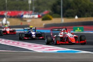 Robert Shwartzman, PREMA Racing, Pedro Piquet (BRA Trident