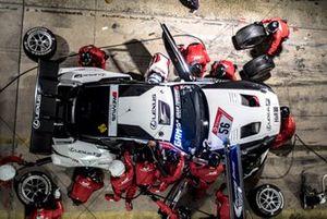 #56 Toyota Gazoo Racing Lexus LC: Takeshi Tsuchiya, Naoya Gamou, Takamitsu Matsui, Yuichi Nakayama