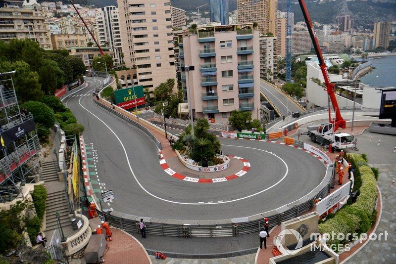 El GP de Mónaco se cayó del calendario 2020 de F1 por el coronavirus, algo que no ocurría desde los años 50