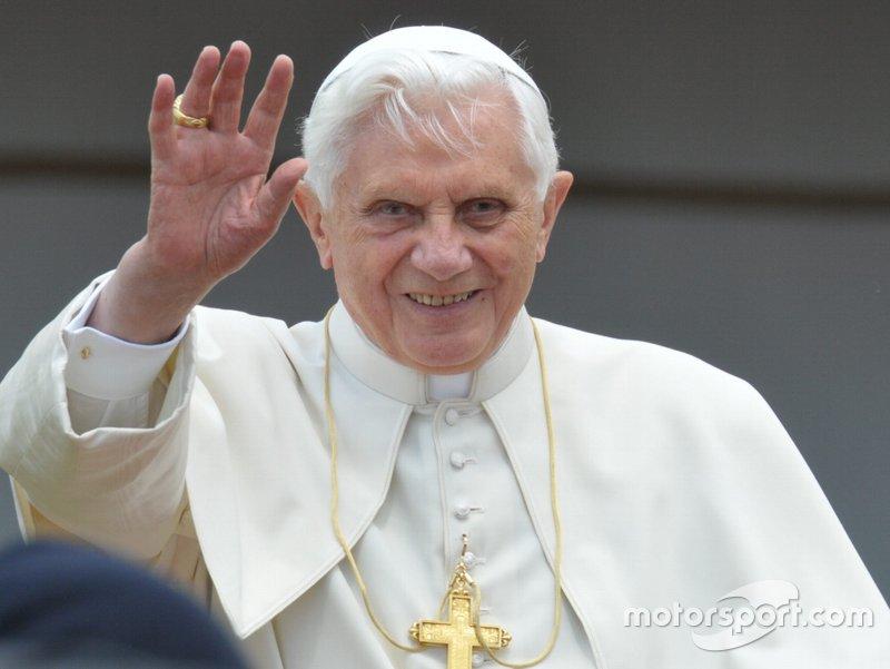 Bento XVI era o Papa