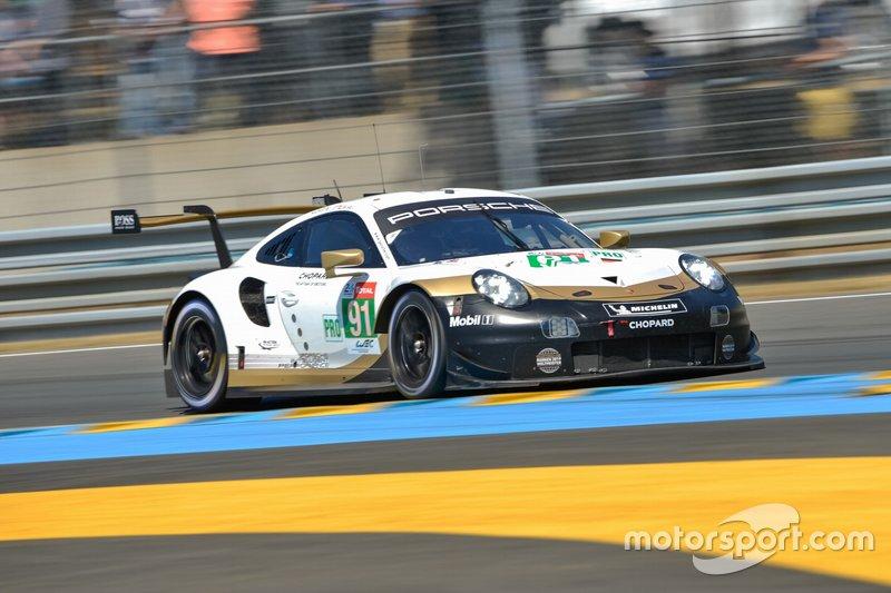 GTE-Pro: #91 Porsche GT Team, Porsche 911 RSR