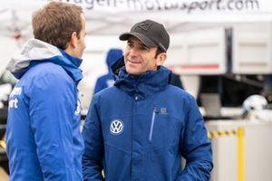 Romain Dumas, Volkswagen I.D.R on the Nordschleife