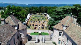 Concours d'Elégance Suisse, vue d'ensemble4