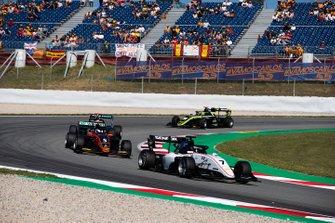 Lirim Zendeli, Sauber Junior Team by Charouz en Simo Laaksonen, MP Motorsport