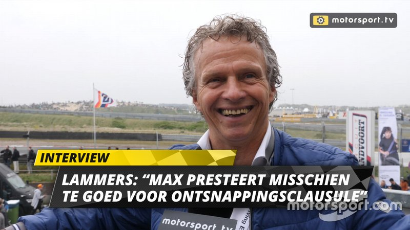 Interview Jan Lammers Jumbo Racedagen 2019