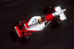 Mark Blundell, McLaren MP4/10B Mercedes