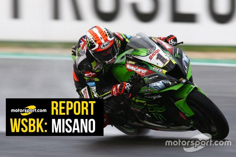 Cover Report Misano