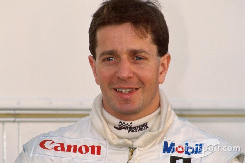 Martin Brundle: 158 carreras