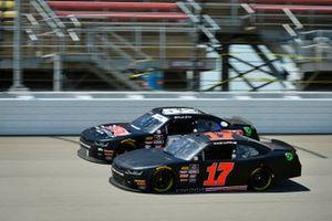 Bayley Currey, Rick Ware Racing, Chevrolet Camaro RWR, David Starr, Means Motorsports, Chevrolet Camaro ATS