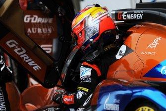 Жан-Эрик Вернь, G-Drive Racing, Aurus 01 (№26)