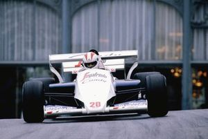 Johnny Cecotto, Toleman TG184