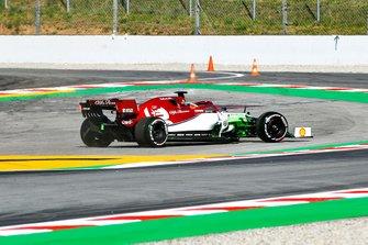 Callum Ilott, Alfa Romeo C38, spint