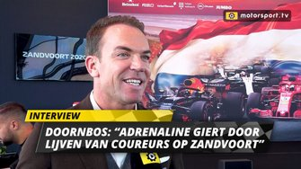 Robert Doornbos over Dutch Grand Prix Zandvoort 2020.