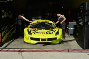 #57 Car Guy Racing Ferrari 488 GTE