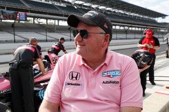 Jack Harvey, Meyer Shank Racing with Arrow SPM Honda, Jim Meyer