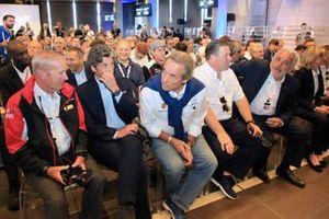 Patrick Dempsey, Dempsey Proton Competizione, Jacky Ickx, Zak Brown, Executive Director, McLaren,