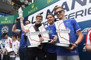 Los ganadores de la Super Final de la Le Mans Esports Series Veloce Esports