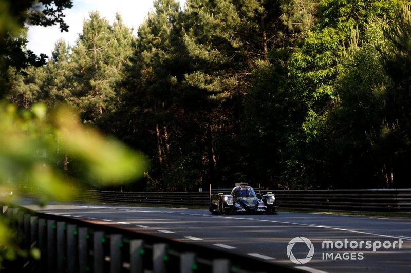 #38 Jackie Chan DC Racing Ligier JSP217 Gibson: Ho-Pin Tung, Stéphane Richelmi, Gabriel Aubry