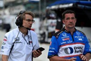 Graham Rahal, Rahal Letterman Lanigan Racing Honda Ricardo Nault