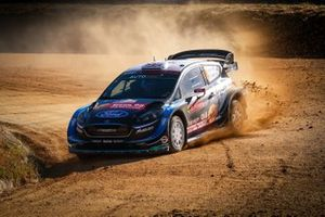 Gus Greensmith, Elliott Edmondson, M-Sport Ford Fiesta