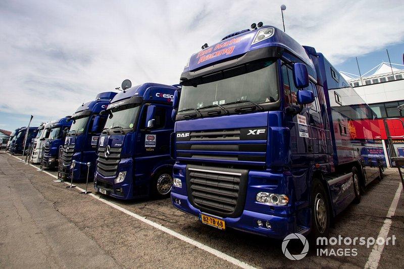 Camiones Yamaha