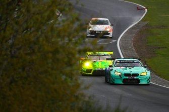 #4 Falken Motorsports Porsche 911 GT3 R: Martin Ragginger, Dirk Werner