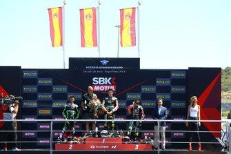 Marc Garcia, Manuel Gonzalez, Ana Carrasco, Provec Racing