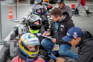 Young Driver Selection 2019, sélection nationale karting