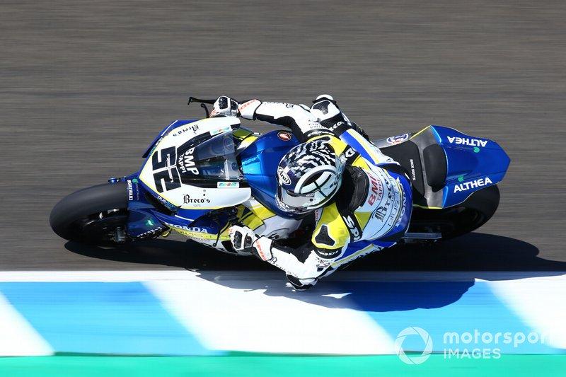 Alessandro Del Bianco, Althea Racing, Althea Racing
