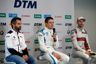 Timo Glock, BMW Team RMG, Paul Di Resta, R-Motorsport, René Rast, Audi Sport Team Rosberg