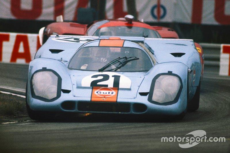Экипаж Педро Родригеса и Лео Киннунена, Porsche 917K