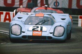 Pedro Rodriguez, Leo Kinnunen, Porsche 917K