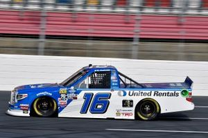 Austin Hill, Hattori Racing Enterprises, Toyota Tundra United Rentals