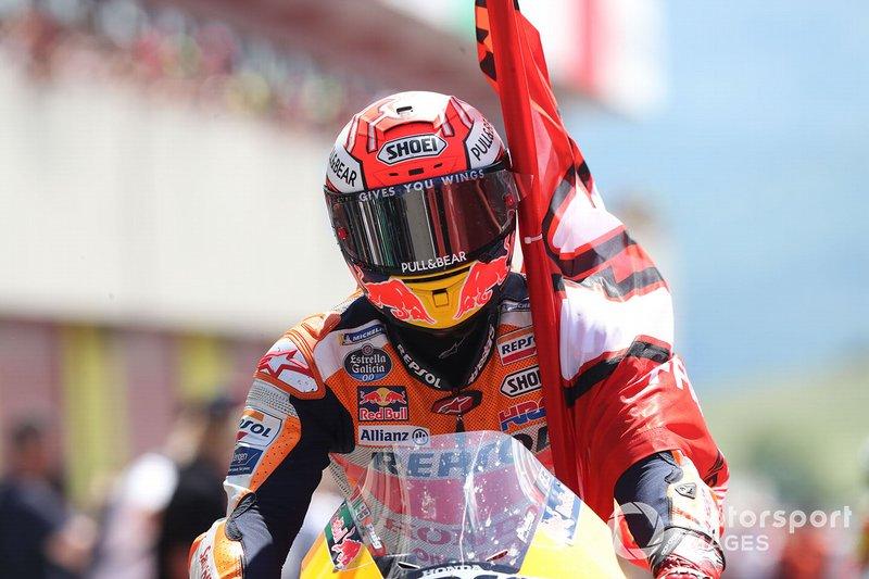 El segundo, Marc Marquez, Repsol Honda Team