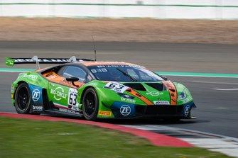 #63 GRT Grasser Racing Team Lamborghini Huracan GT3 2019: Rolf Ineichen, Christian Engelhart, Mirko Bortolotti