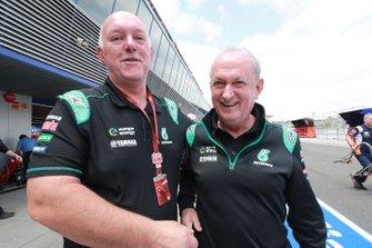 Petronas Yamaha SRT team