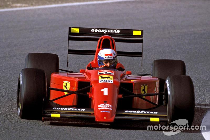 1990年:フェラーリ641