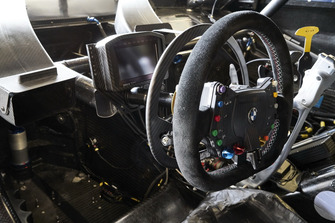 BMW M4 DTM, cockpit, modifications, Alessandro Zanardi, technology