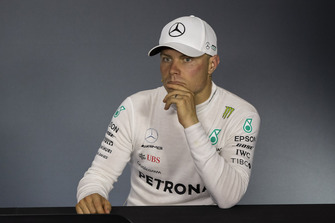Valtteri Bottas, Mercedes AMG F1 in the press confrence