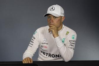 Valtteri Bottas, Mercedes AMG F1 in the press confrence