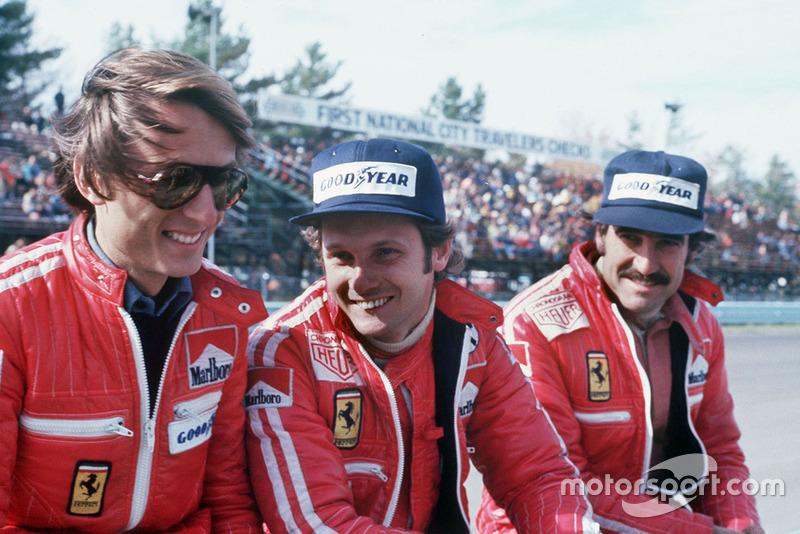 Nr. 7: Grand Prix der USA 1975 in Watkins Glen