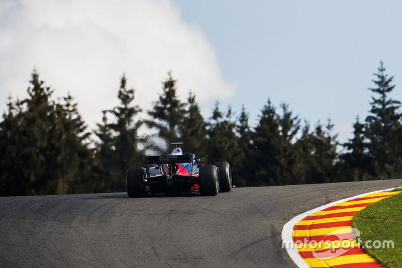 Формула 2, IX этап, «Спа-Франкоршам»