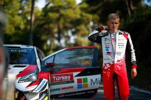 Ott Tänak, Toyota Gazoo Racing WRT Toyota Yaris WRC McKlein