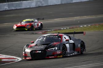 #1 Belgian Audi Club Team WRT Audi R8 LMS: Alex Riberas, Christopher Mies