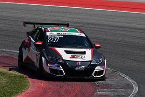 Antonio Jose Rodrigues, Honda Civic #27