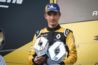 Podio: Christian Lundgaard, MP motorsport
