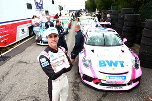 Thomas Preining, BWT Lechner Racing