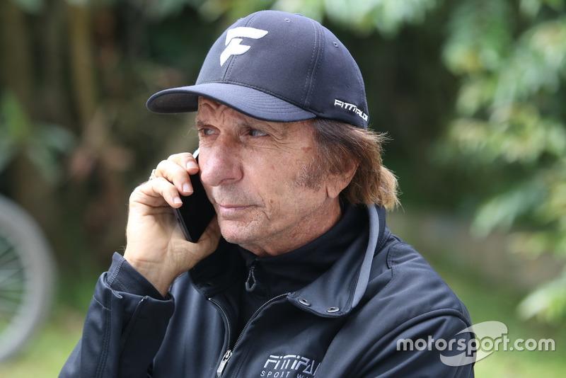 Emerson Fittipaldi - Corinthians