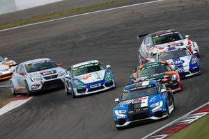 #801 Audi RS3 LMS: Håkon Schjærin, Atle Gulbrandsen