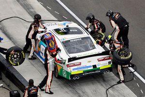 Tyler Reddick, JR Motorsports, Chevrolet Camaro Nationwide Children's
